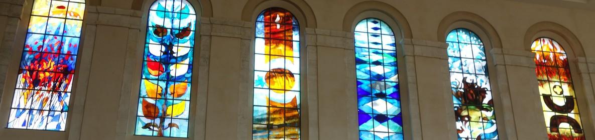 Vitraux arcabas basilique sacrée coeur © M. Ledru OTGM  (3).JPG