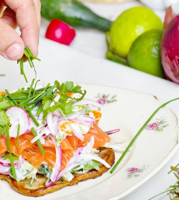 Assiette main cuisine © Pixabay