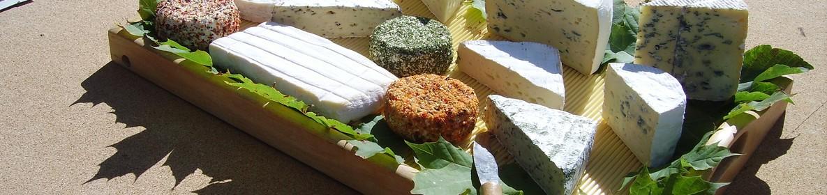 Plateau de fromage locaux