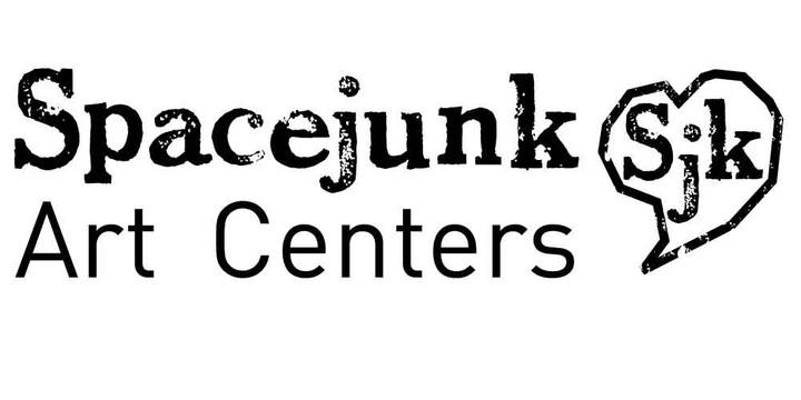 Logo Space Junk Art Centers