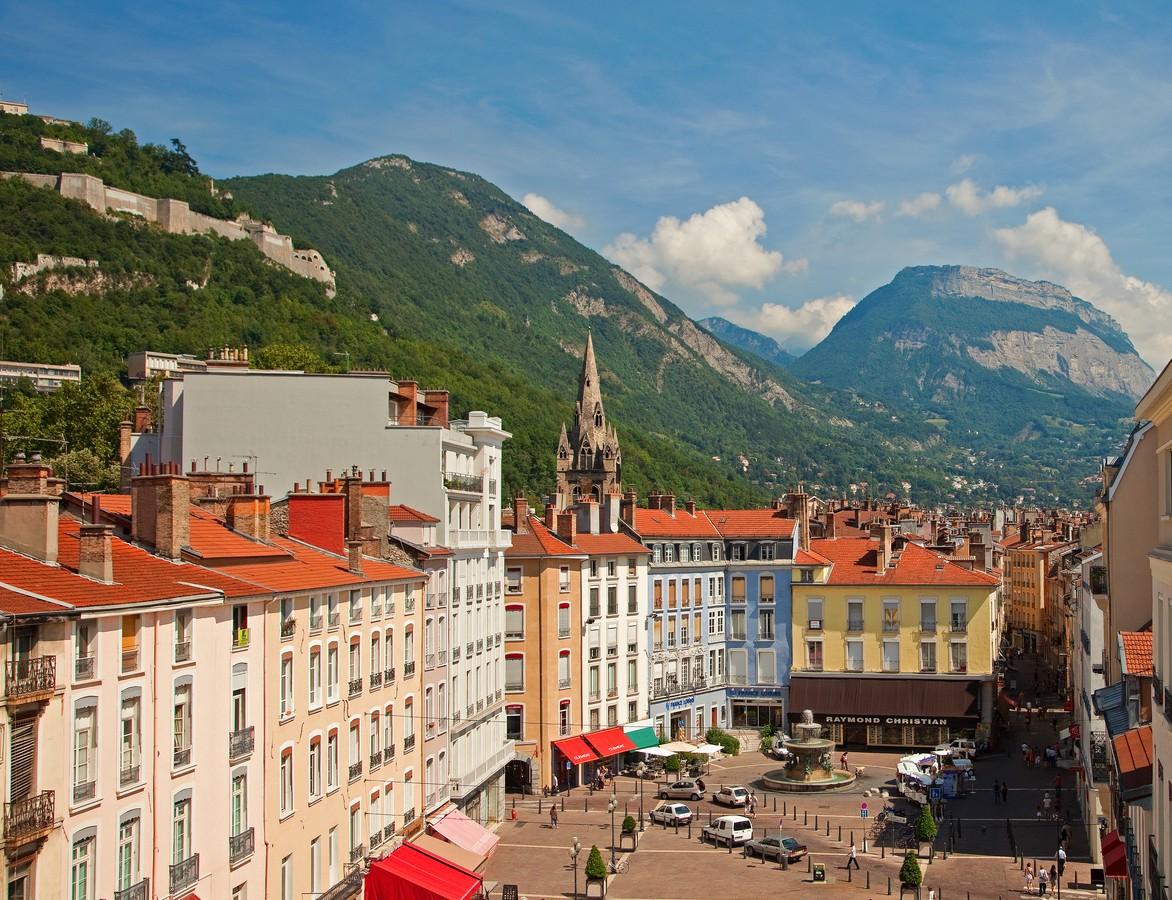 H tel de l 39 europe grenoble hyper centre - Office de tourisme de grenoble ...