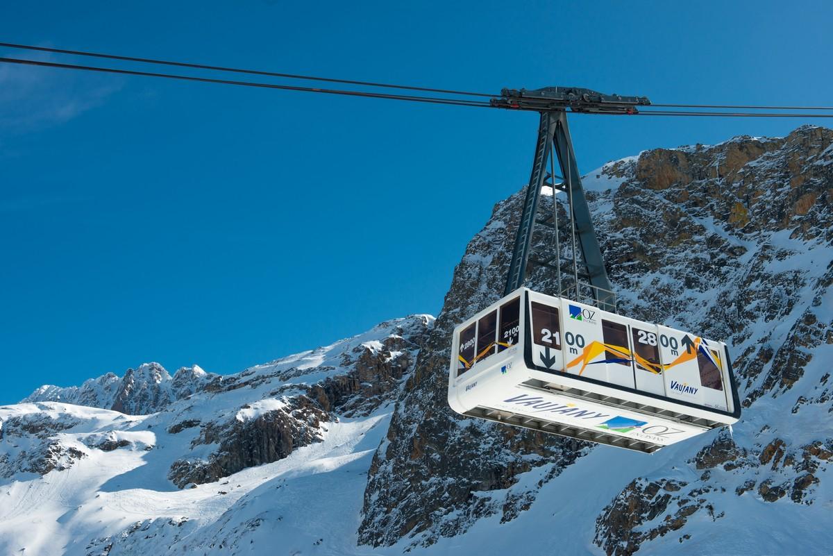 Cash For My Car >> Oz-Vaujany Alpine Skiing Area - Grenoble France