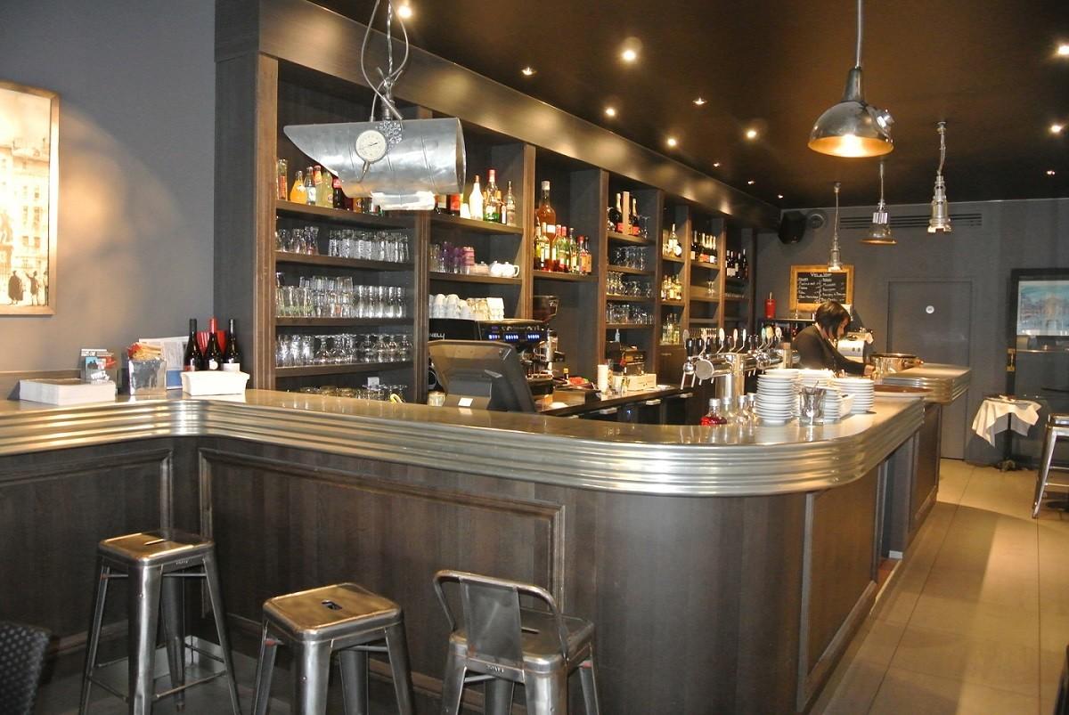 Cafe De La Table Ronde Grenoble France