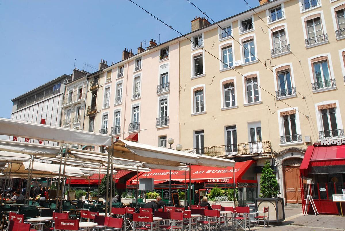 Place grenette - Office de tourisme de grenoble ...