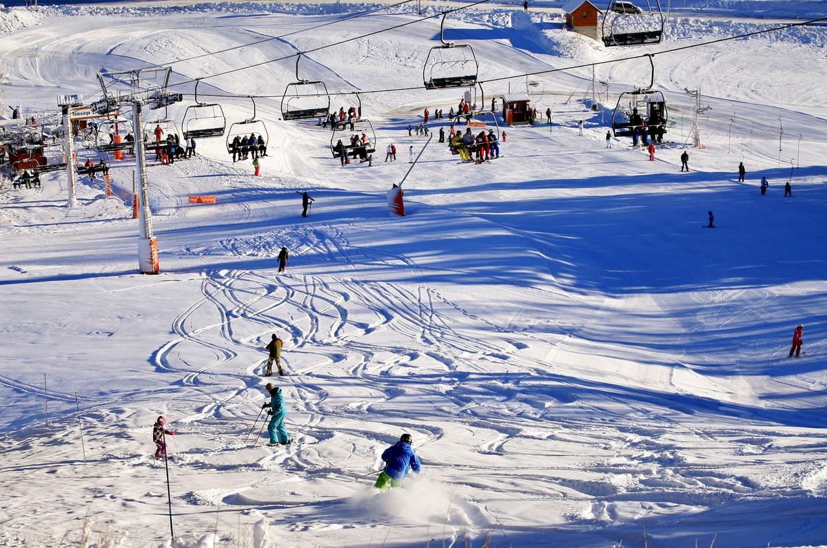 Domaine ski alpin de l 39 alpe du grand serre - Office du tourisme alpe du grand serre ...